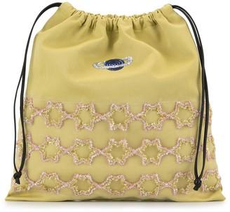 Tu Es Mon Trésor We-Ness drawstring backpack