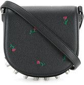 Alexander Wang mini Lia crossbody bag - women - Leather - One Size
