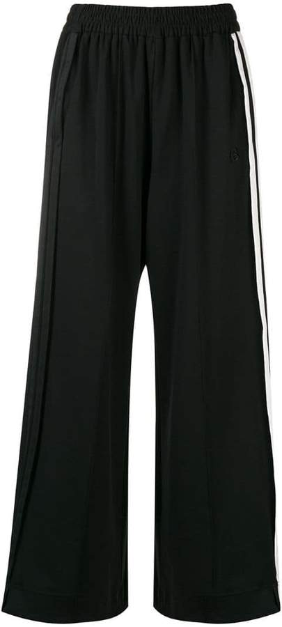 Y-3 wide-leg track pants