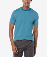 Perry Ellis Men's Feeder-Stripe T-Shirt