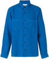 Stone Island long sleeve button front shirt