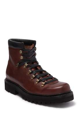 Frye Woodson Leather Hiking Boot