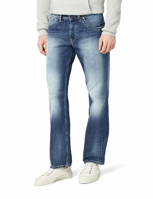 Pepe Jeans Mens Jeanius Pm200016 Jeans Denim (11oz Sanfore Twist) 30W/30L