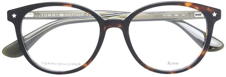Tommy Hilfiger (トミー ヒルフィガー) - Tommy Hilfiger tortoiseshell glasses