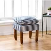 Winston Porter Bench Ottoman Winston Porter Upholstery Color: Light Brown