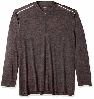 Ashe City Men's ACTY-CE401-Kinetic Performance Quarter-Zip