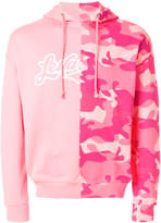 Les (Art)ists double design hoodie