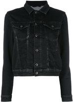 Diesel 'Niner' denim jacket - women - Cotton/Polyester/Spandex/Elastane - M