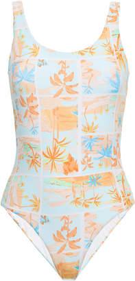 Onia Kelly Open-back Swimsuit