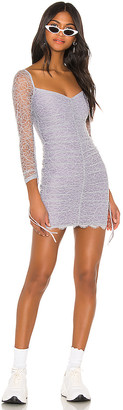 h:ours Francin Mini Dress