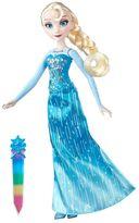 Disney Disney's Frozen Crystal Glow Elsa by Hasbro