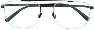 Mykita Yuuto rectangular-frame glasses