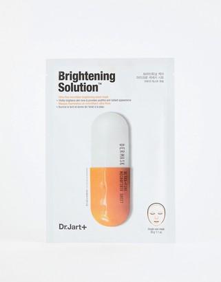 Dr. Jart+ Dr.Jart+ Dermask Micro Jet Brightening Solution Sheet Mask