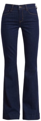 L'Agence The Affair High-Rise Flare Jeans