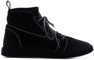 Giuseppe Zanotti High Ankle Sneakers