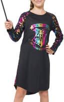 Asstd National Brand Long Sleeve Harry Potter Nightgown-Big Kid Girls