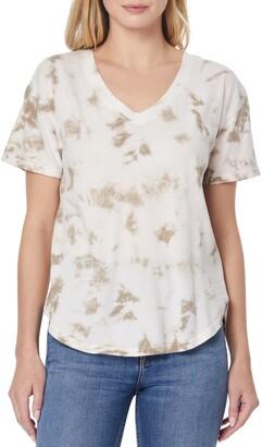 Cora V-Neck Slouch T-Shirt