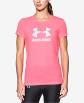Under Armour Threadborne Sportstyle Logo T-Shirt