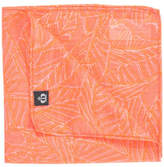 Jeff Banks NEW Pocket Square Orange