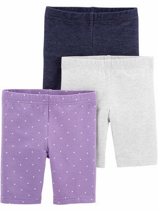 Simple Joys by Carter's 3-Pack Bike Shorts