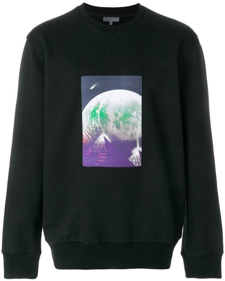 Lanvin pyramids sweatshirt
