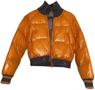 adidas Orange Coat for Women