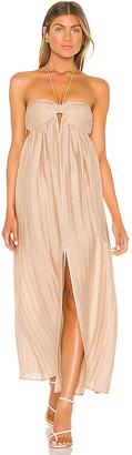 L'Academie The Jolena Maxi Dress