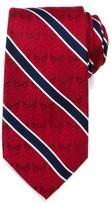 Cufflinks Inc. Men's Cufflinks, Inc. Spiderman Stripe Silk Tie