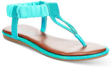 Kenneth Cole Reaction Little Girls' or Toddler Girls' River Float Sandals