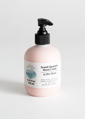 And other stories Scandi Signature Hand Lotion