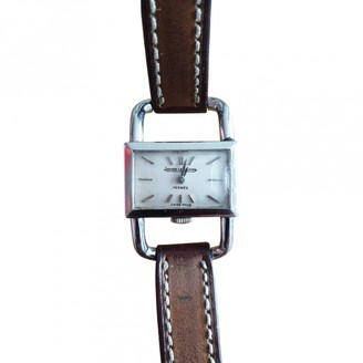 Jaeger-LeCoultre Etrier White Steel Watches