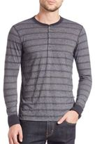 Sol Angeles Arctic Striped Henley