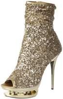 Pleaser USA Women's Blondie-R-1008 GSQ Ankle Boot