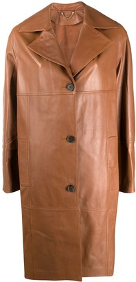 Desa 1972 Textured Single-Breasted Coat