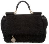 Dolce & Gabbana Crochet Miss Sicily Bag