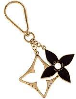 Louis Vuitton Brass Puzzle Key Charm