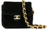 Chanel Pre Owned mini chain shoulder bag