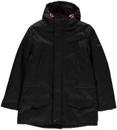 Finger In The Nose Halifax Lined Long Parka