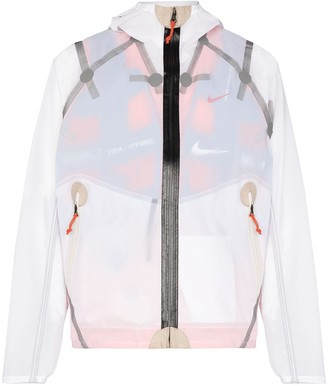 Nike ISPA Inflate zip-up jacket