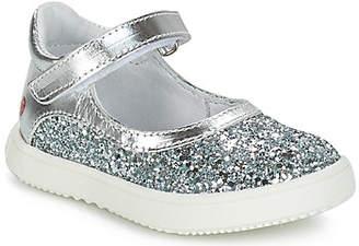 GBB SAKURA girls's Shoes (Pumps / Ballerinas) in Silver