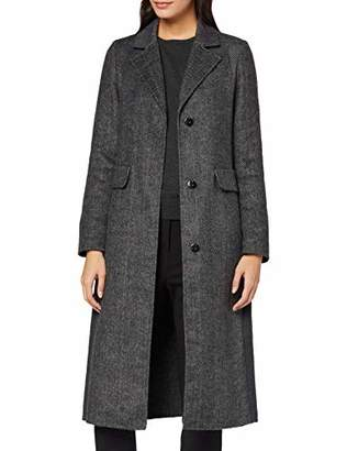 S'Oliver BLACK LABEL Women's 29.909.52.3297 Coat,8 (Size: )