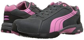 Puma Safety Safety Balance (Gray) Women's Work Boots