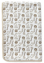 Little Me Safari Blanket