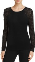 Elie Tahari Elm Embellished Sweater