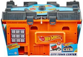 Mattel Hot Wheels(R) City Town Center Play Set