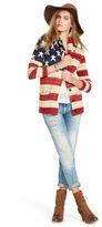 Denim & Supply Ralph Lauren American-Flag Shawl Cardigan