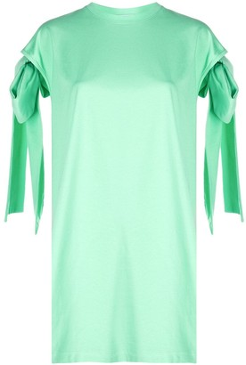 MSGM Tie-Sleeve Dress