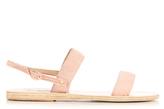 Ancient Greek Sandals Clio calf-hair sandals