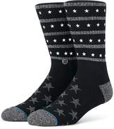 Stance Stacked Star Socks