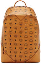 MCM Duke Men's Visetos Canvas Backpack